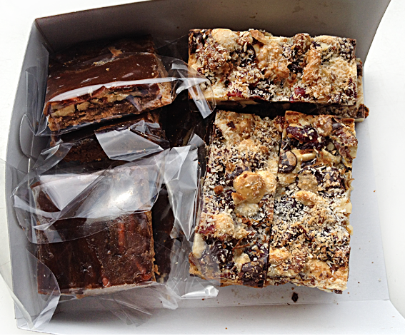 Koekela Cookie bars en squares