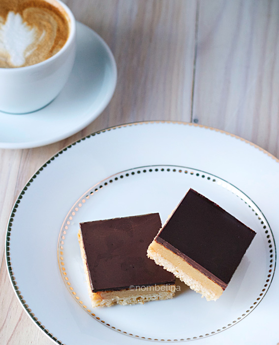 Caramel Slices
