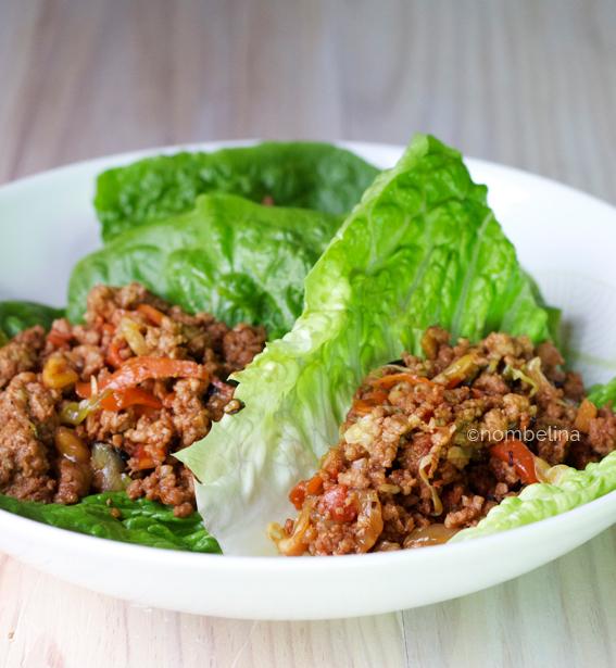 Snapshots - lettuce wraps