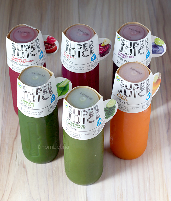 Albert Heijn Super Juices
