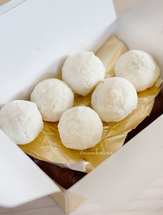 Foodelicious Box - champagne truffels