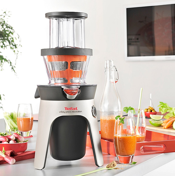 Tefal Infiny Press Revolutoin Slowjuicer