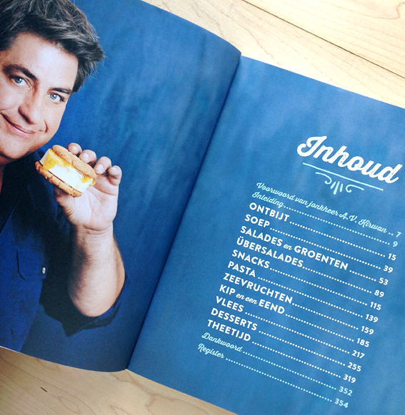 Matt Preston's Kookboek