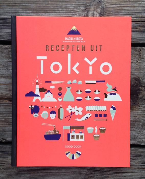 Review en Winactie: Recepten uit Tokyo