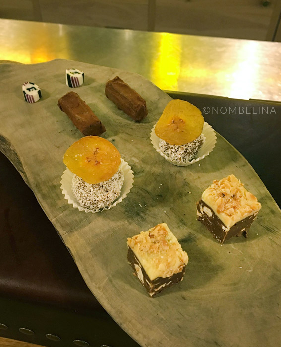 FG Food Labs - koffie - petit fours